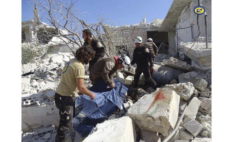 Siria: Ataque aéreo mata a 17, mayormente niños, en Idlib