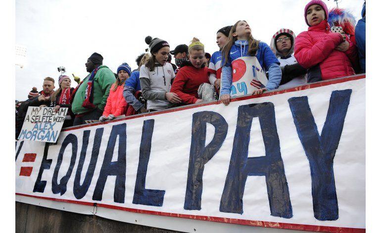 Reporte: En 170 años las mujeres tendrán equidad salarial