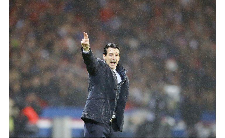Emery enfrenta problemas para manejar a sus figuras en PSG