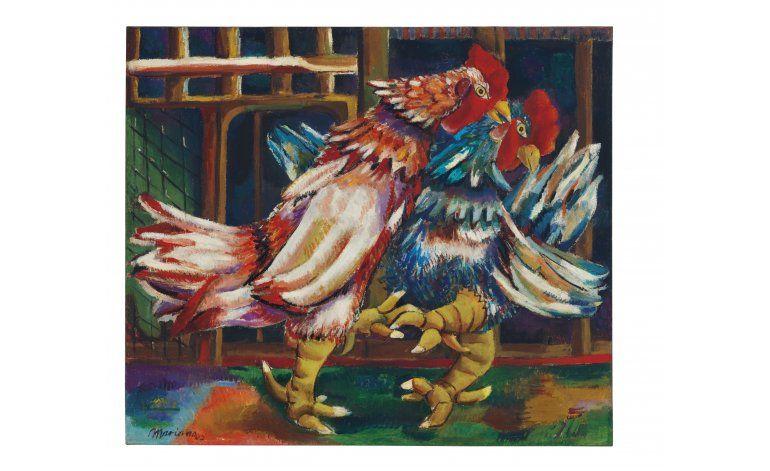 Christies presenta en Miami arte cubano a subastarse en Nov