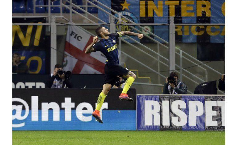 Icardi despierta con 2 goles e Inter supera a Torino