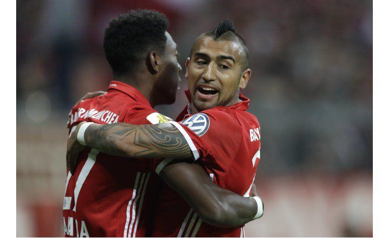 Bayern supera al Augsburgo y avanza en copa de Alemania
