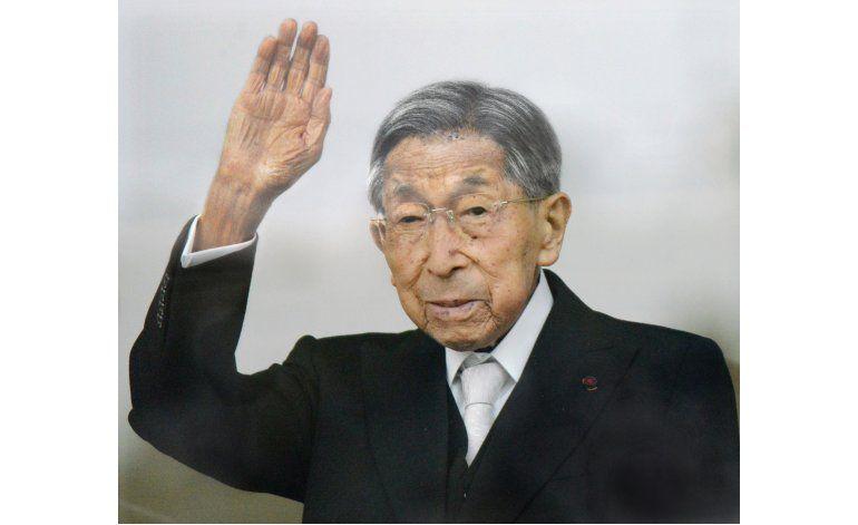 Muere a los 100 años el hermano del emperador Hirohito