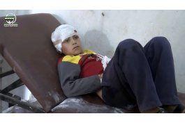 unicef: ataque a escuela siria podria ser crimen de guerra