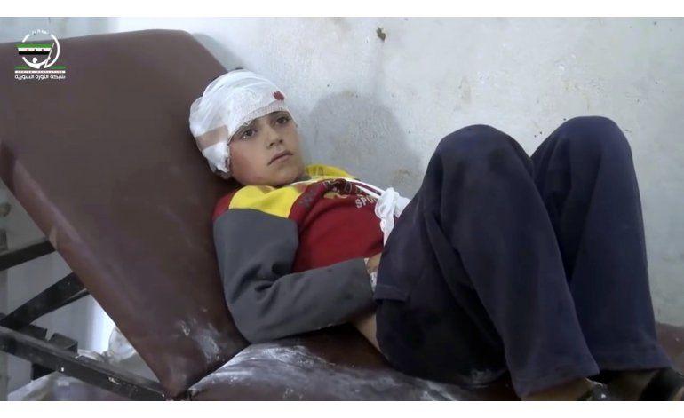 UNICEF: ataque a escuela siria podría ser crimen de guerra