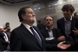 espana: rajoy enfrena primera votacion para formar gobierno