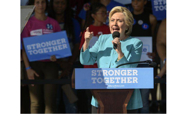 Trump y Clinton no dicen si colaborarán tras elección