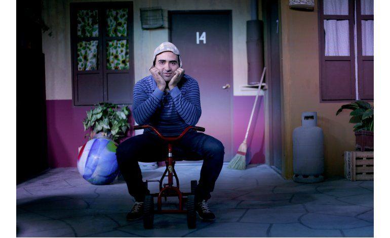 Fanático recrea la vecindad del Chavo en Argentina