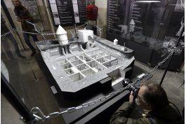 museo en berlin exhibe replica del bunker de hitler