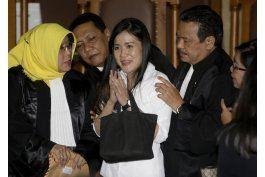 indonesia: asesina con cianuro recibe 20 anos de prision
