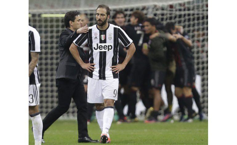 Higuaín se reencuentra con el Napoli en Serie A
