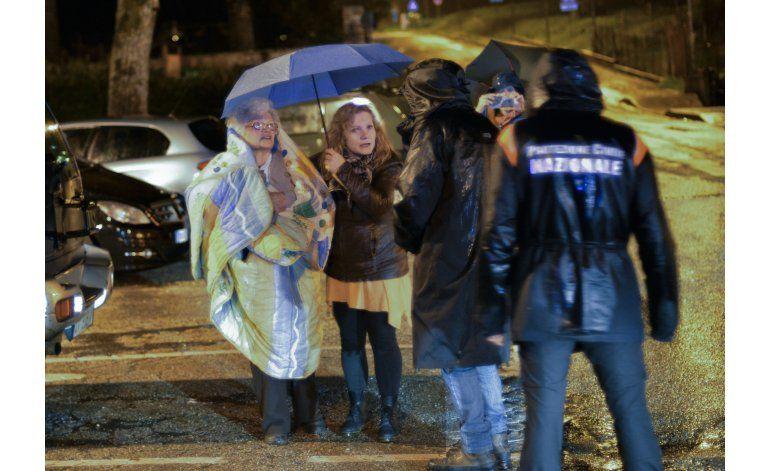 Italia: buscan albergue para afectados por sismos