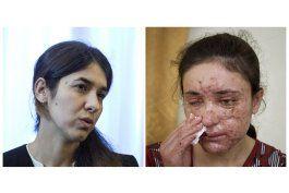 defensoras yazidies ganan premio europeo de derechos humanos