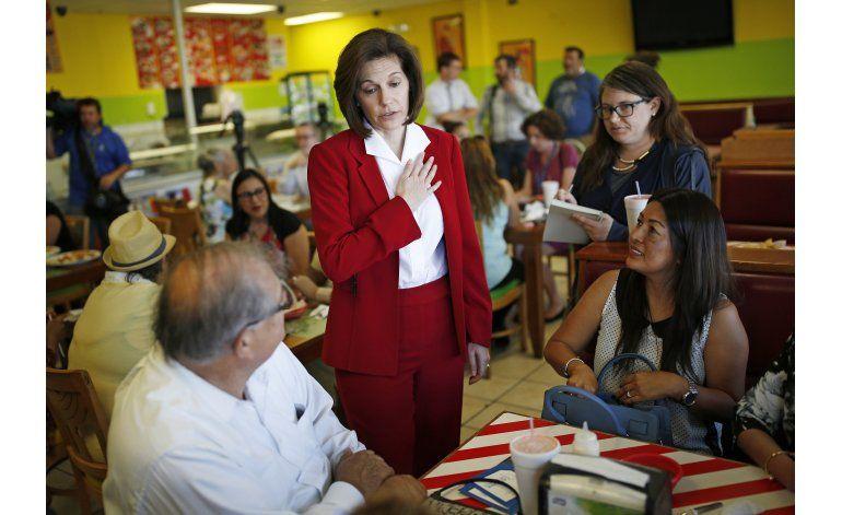 El Congreso de EEUU podría tener su primera senadora hispana