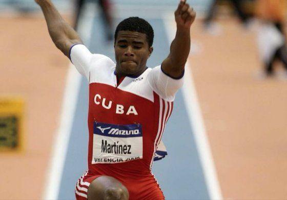 Cubano arroja positivo a dopaje en Beijing 2008