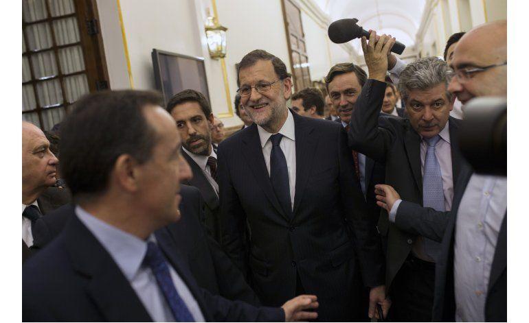 España: Rajoy enfrena primera votación para formar gobierno