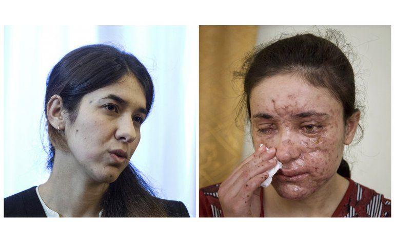 Defensoras yazidíes ganan premio europeo de derechos humanos