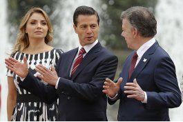 pena nieto realiza visita oficial a colombia