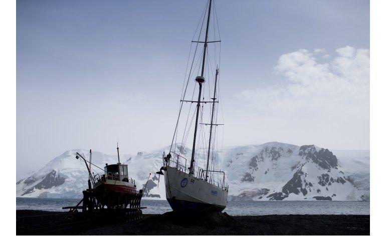 Líderes mundiales acuerdan crear reserva marina en Antártida