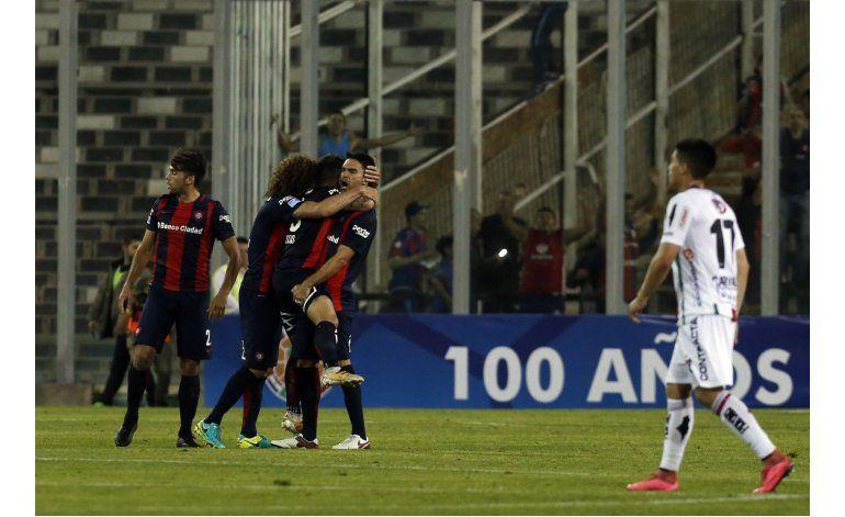 San Lorenzo, a semi de Sudamericana pese a caer en la vuelta