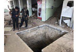 tropas iraquies retoman 40 pueblos cerca de mosul