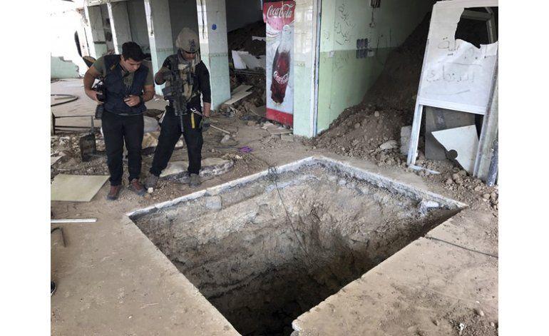 ONU: Estado Islámico usa a civiles como escudos en Irak