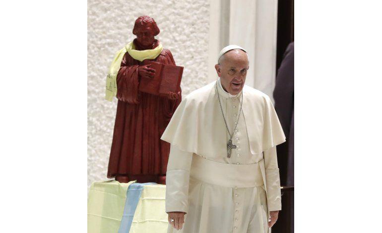 Todo listo para histórica visita del papa a Suecia