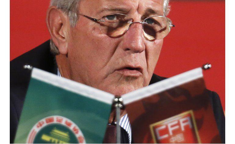 Lippi : Improbable que China se clasifique al Mundial