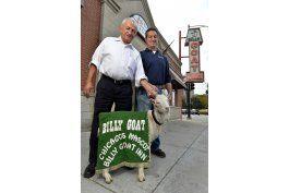 cachorros vuelven a serie mundial, y con ellos una cabra