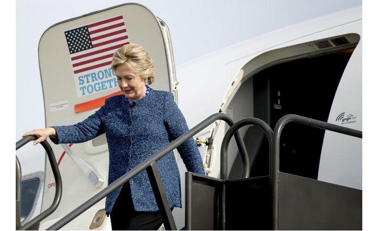 Nueva pesquisa del FBI complica la campaña de Clinton