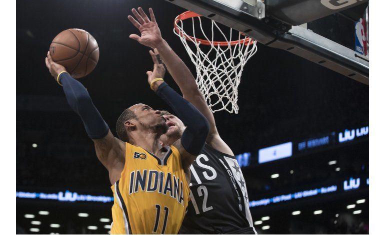 Lin comanda ofensiva de Nets en triunfo ante Pacers