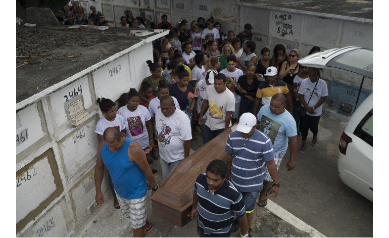 Homicidios en Brasil disminuyeron en 2015