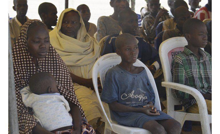 ONU logra libertad de niños detenidos por ejército nigeriano