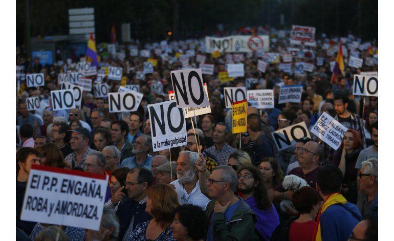 Rajoy consigue votos para formar gobierno en España