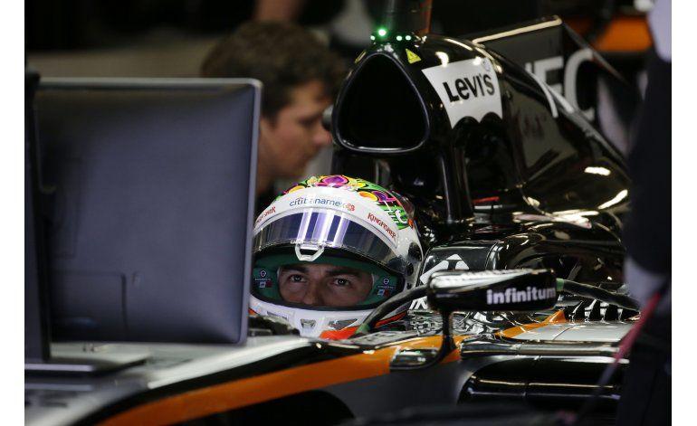Hamilton se apodera de la pole en México