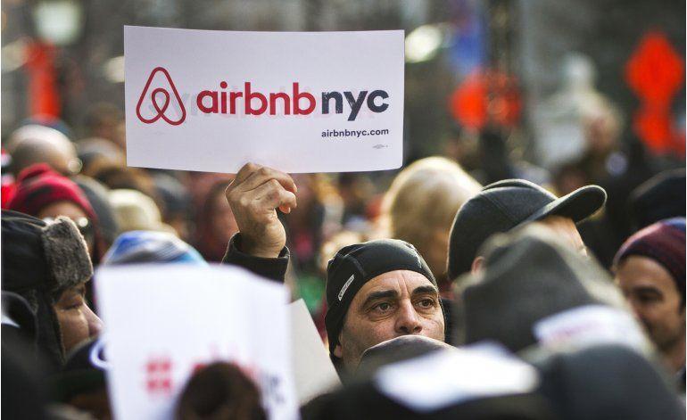 Airbnb se opone a ley de NY por considerarla injusta