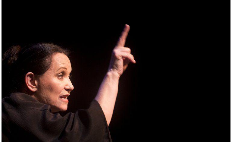 Adriana Barraza: El papel de doña Flor me costó trabajo