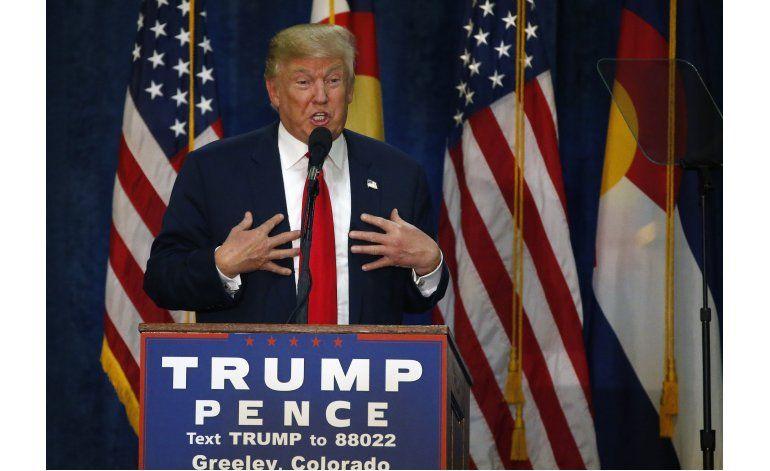 LO ULTIMO: Trump exhorta a interrogar con métodos extremos