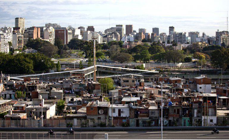 La pobreza argentina descubre su rostro siniestro