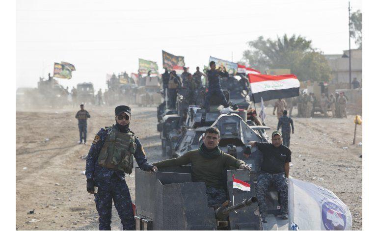 Fuerzas especiales iraquíes se acercan a Mosul desde el este