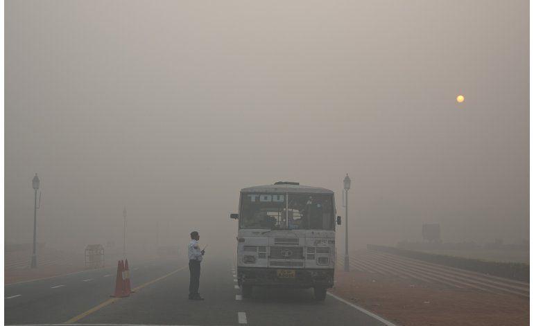 UNICEF: 2.000 millones de niños respiran aire tóxico