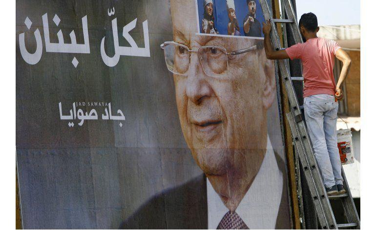 Parlamento libanés elige presidente a aliado de Jezbolá