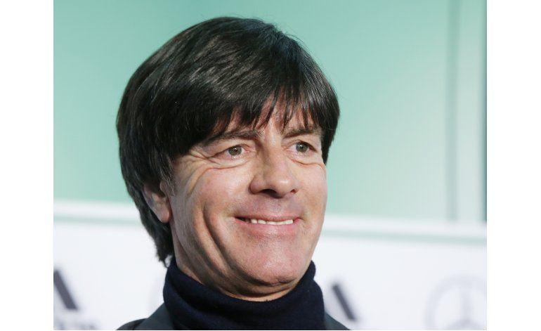 Alemania extiende contrato de Loew hasta 2020