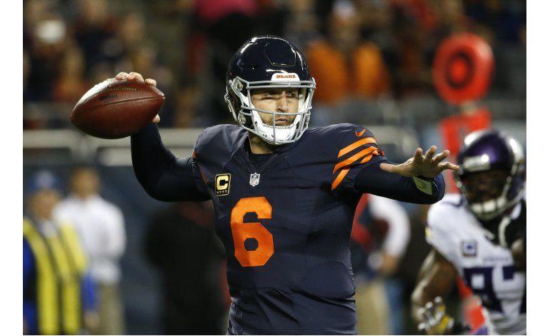 Cutler vuelve y Bears dan la sorpresa ante Vikings