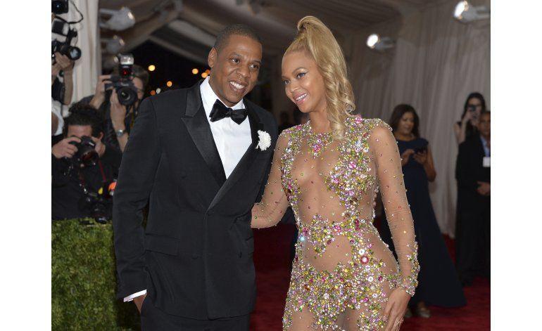 Beyonce y Jay Z se disfrazan de Barbie y Ken en Halloween