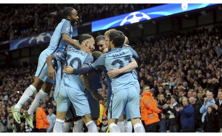 Manchester City se venga del Barcelona