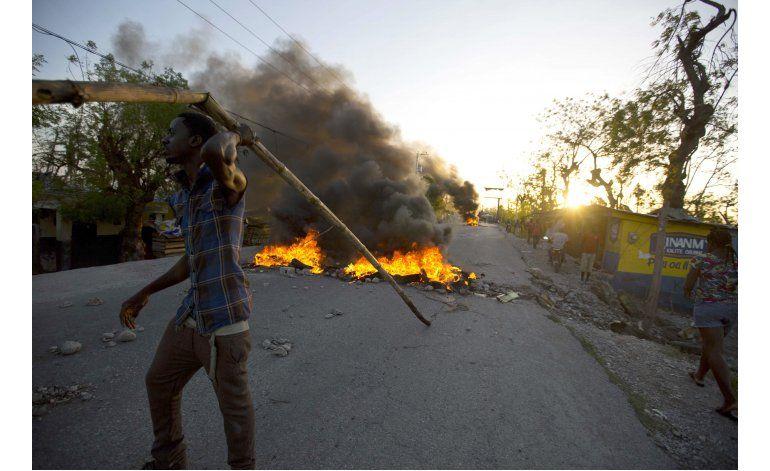 Muere adolescente en Haití durante manifestaciones