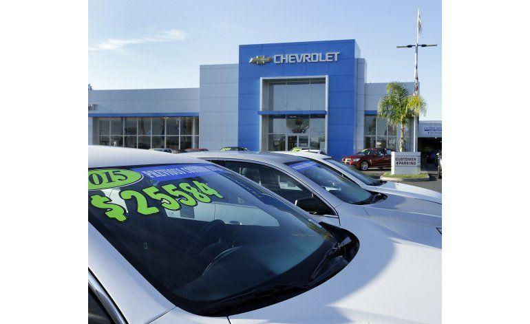 Caen las ventas de autos en Estados Unidos en octubre