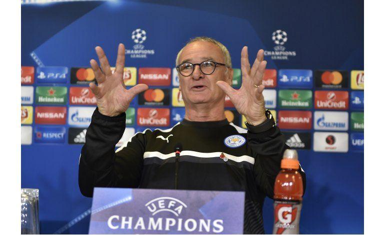 Ranieri encabeza lista de nominados a técnico del año