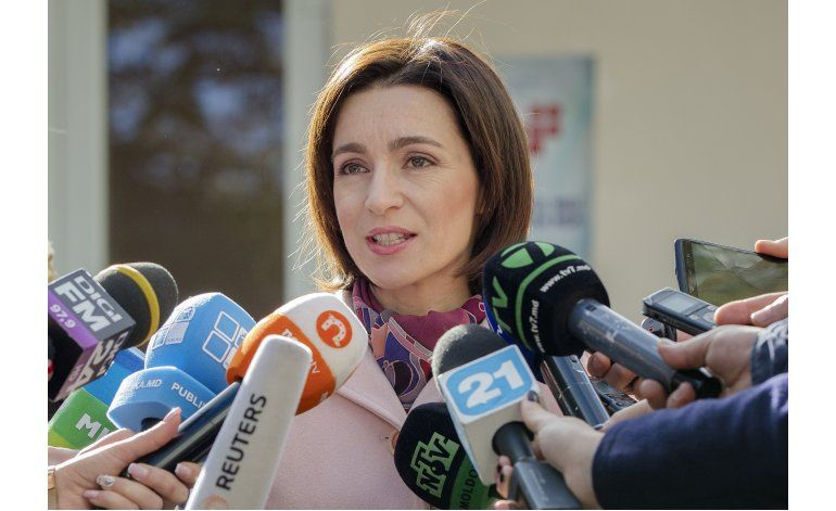 Moldavia: Candidato prorruso encabeza 1ra ronda electoral